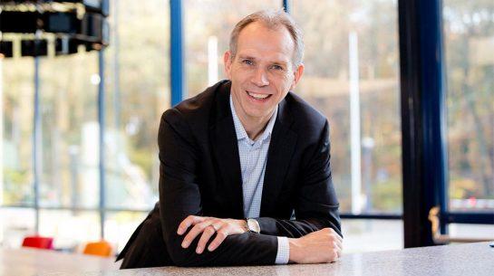 Frank de Jong, founder van Dubline Telecom