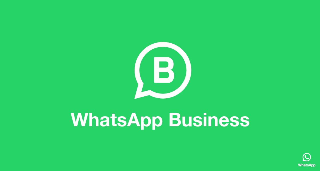 WhatsApp Business illustratie