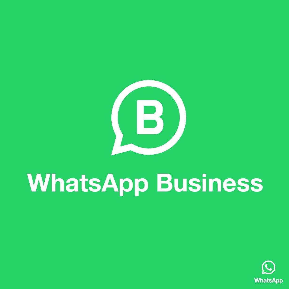 WhatsApp Business banner