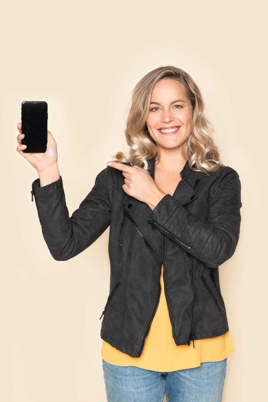 Mobiele telefoon doorschakelen